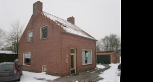 Woninguitbreiding Breda 2 bestaande toestand