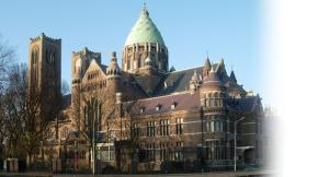 Sint Bavo Kathedraal te Haarlem